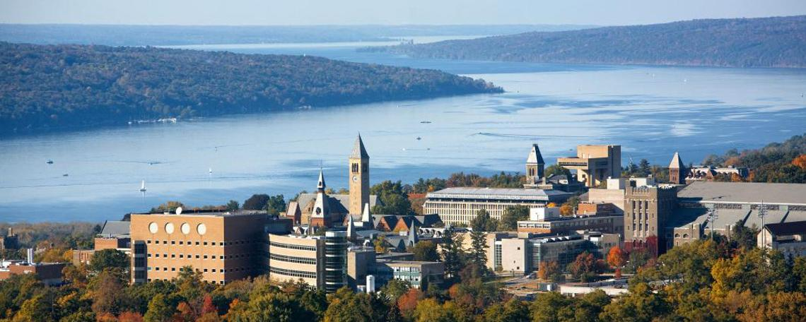 Join us at Cornell University in beautiful Ithaca, NY!
